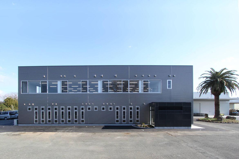 永田鉄工株式会社 事務所棟