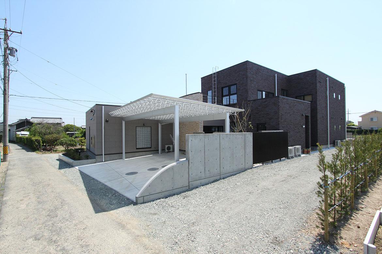 豊川市K邸