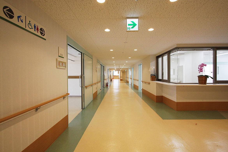 西山病院 西館