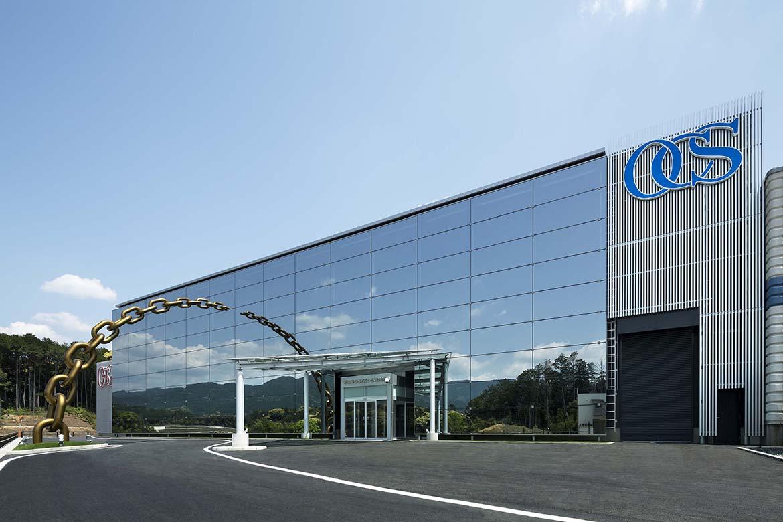 オーエスジー株式会社 新城工場