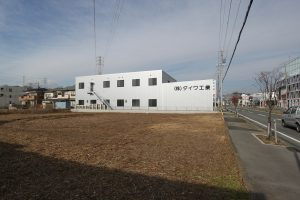 株式会社ダイワ工業 倉庫