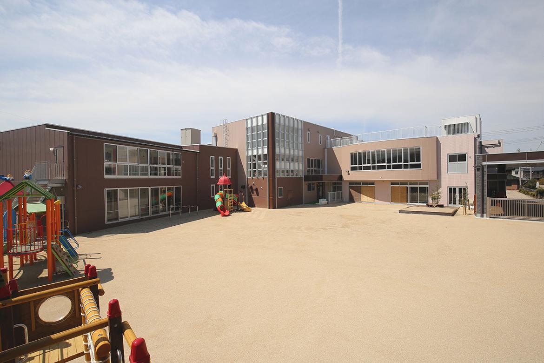 学校法人鍋島学園 さつき幼稚園
