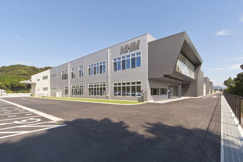日本ハードメタル株式会社 九州北方工場