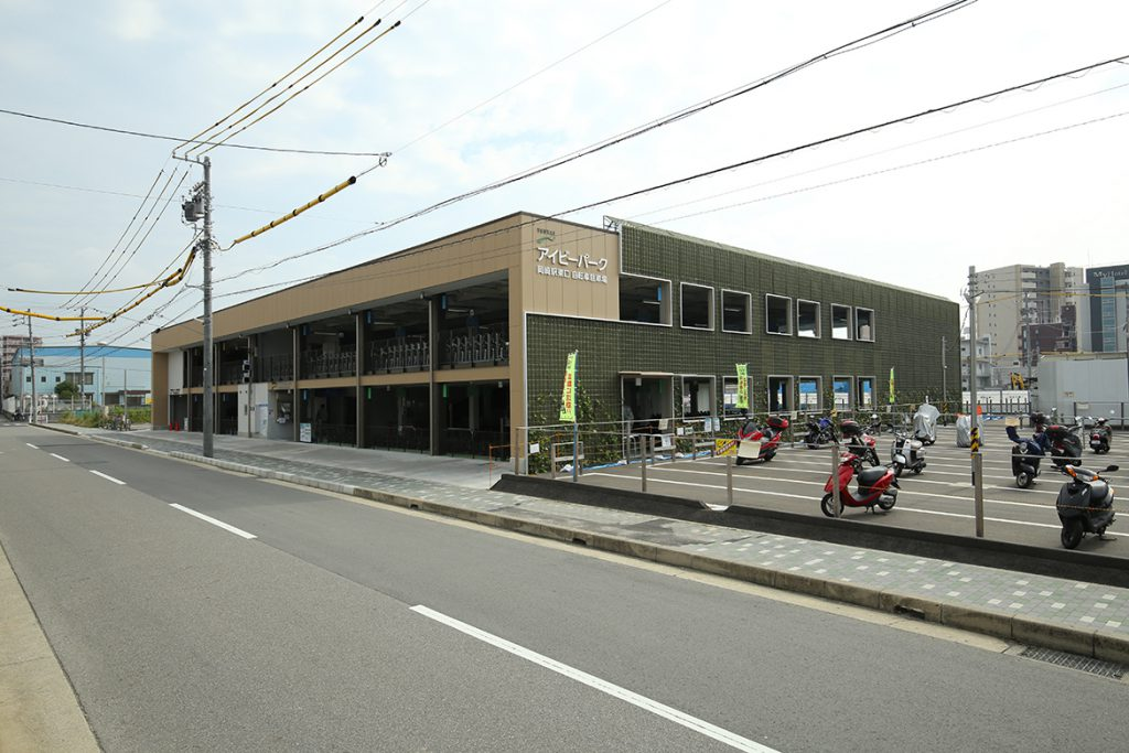 TSUTAI アイビーパーク岡崎駅東口