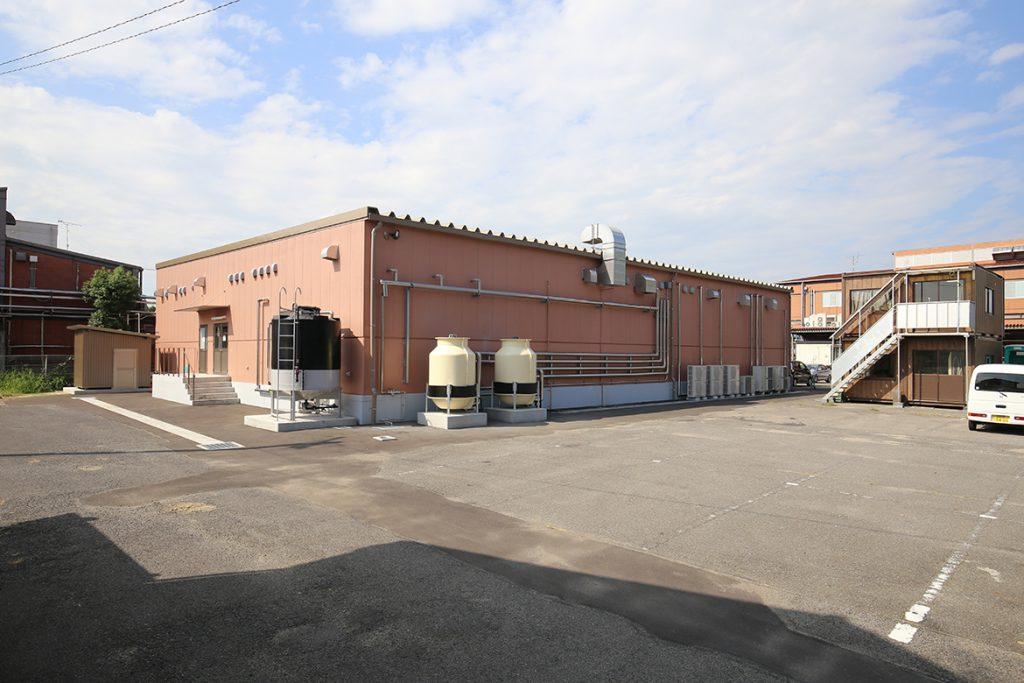 サンデイリー株式会社 米飯工場
