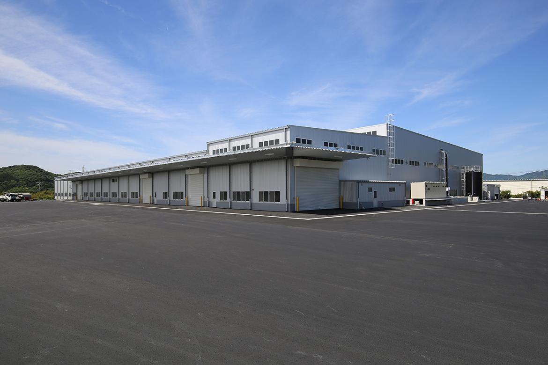 株式会社ヤマグチマイカ 工場