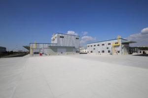 トピー工業株式会社 豊橋製造所組立水溶性塗装工場